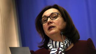 Кандидатурата ни за президент няма да е политически компромис, отсече Бъчварова