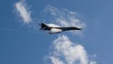 Стратегически бомбардировачи и изтребители прелетяха над Корея