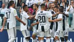 Юве с чиста победа срещу Лацио, Роналдо с асистенция