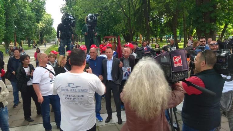 ВМРО закри кампанията си в навечерието на 24 май с