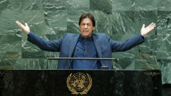 """Индия планира """"кръвопролитие"""" в Кашмир, предупреди пакистанският лидер пред ООН"""
