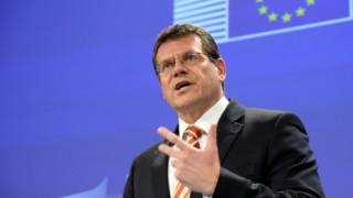 Марош Шефчович се кандидатира за шеф на ЕК от партията на социалистите