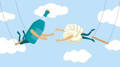 Какво се случва в мозъка ни, когато се напием