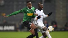 Борусия (Мьонхенгладбах) победи с 1:0 Волфсбергер