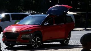 Hyundai показва през юни малкия си кросоувър Kona
