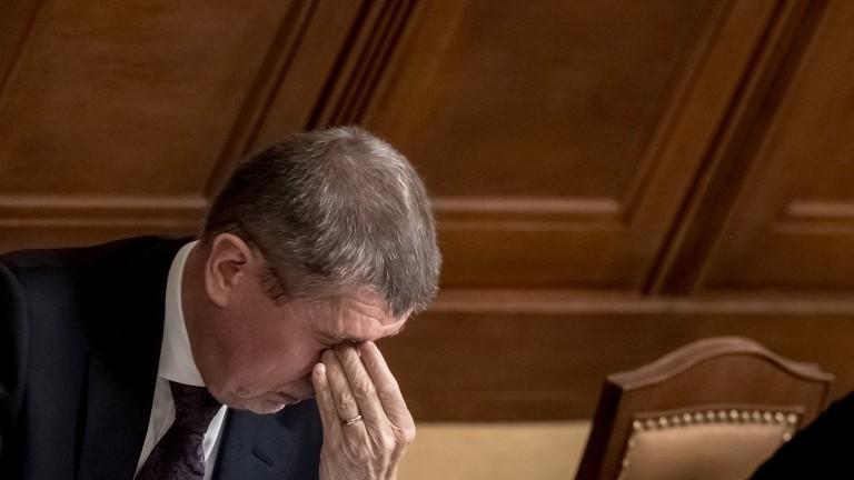 Чешкият парламент отне имунитета на премиера Бабиш