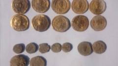 Откриха златни монети от V век в Девня