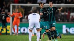 Саутхямптън пое към спасението след важен успех над Суонзи с 1:0