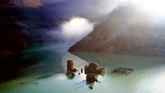 Селото, което ще изплува след 26 години под вода