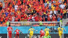 Украйна - Северна Македония, развой на среща по минути