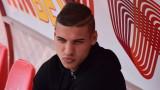 Кирил Десподов проговори за снимката с екипа на Левски