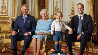 Принц Джордж навърши 3 годинки