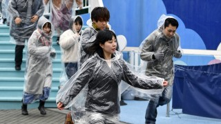 В Токио се проведоха първите учения за евакуация при ракетно нападение от КНДР