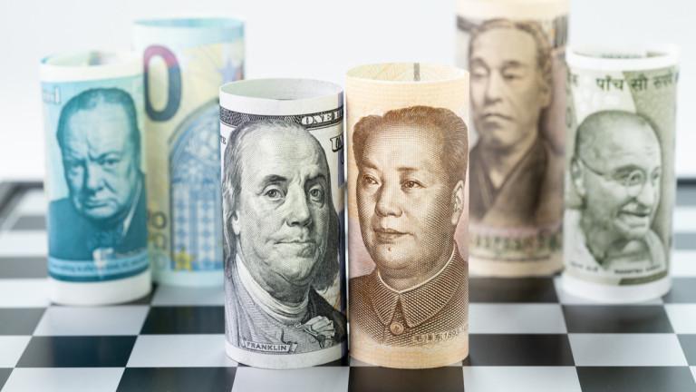 Еврото и паундът и юанът се обезценяват, готвейки се за победа на Тръмп