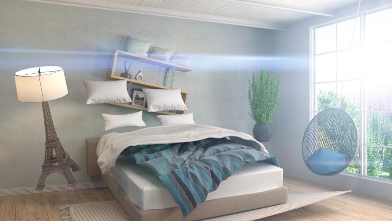 Леглото, което може да спаси живота ни