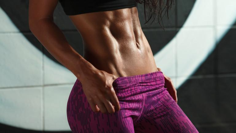 3 стъпки към перфектни коремни мускули