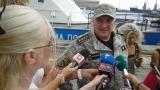 Мигрантският поток избягва Черно море, констатира на място главсекът на МВР