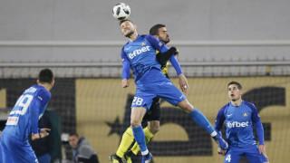 Левски без двама титуляри срещу Черно море