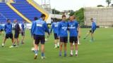 Братът на Стаси Иванов тренира за сефте с мъжкия тим на Левски