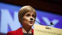 Шотландия не изключва нов референдум за независимост