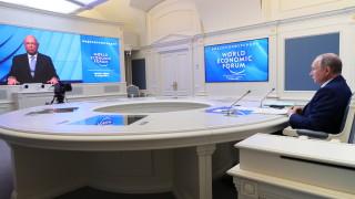 Путин: Големите американски социални мрежи се конкурират с правителствата