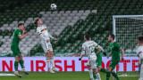 Ирландия и България не се победиха в Лига на нациите