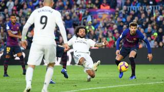 При разгрома 1:5 от Барса: Реал с повече удари към вратата