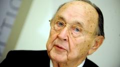 Почина големият германски политик Ханс-Дитрих Геншер