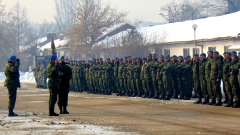 68-ма бригада се отдели от Сухопътни войски