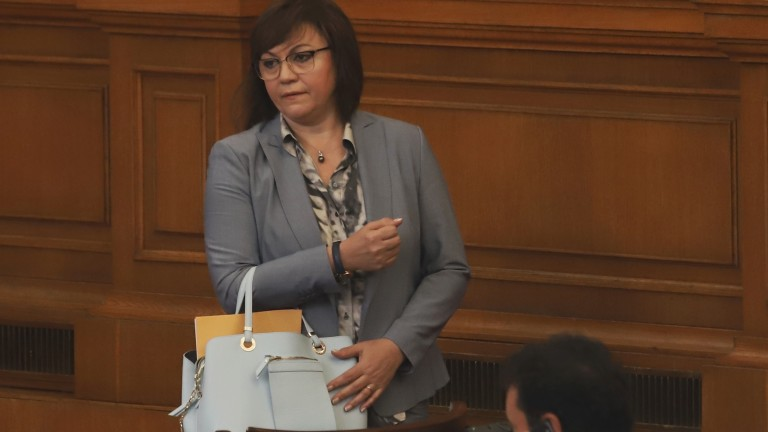 БСП внесе в деловодството проекто решение за отмяна на санкциите
