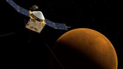 Епохално откритие: течаща вода на Марс, NASA търси живот