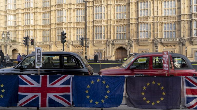 Камарата на лордовете иска близки връзки с ЕС