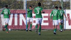 Пирин поведе еднолично във Втора лига след трудна победа над дубъла на Лудогорец