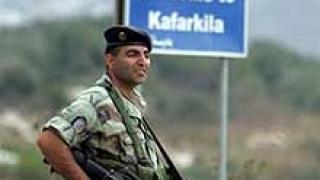 Войници намериха наши ракети, укрити в Ливан