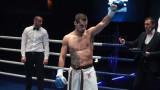 Петър Стойков ще търси шеста победа на SENSHI