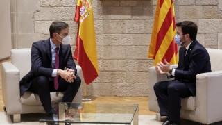 Испания и Каталуния възобновиха преговорите, но различията остават