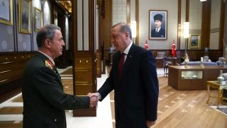 Ердоган обвини топ US генерал, че подкрепя заговорниците