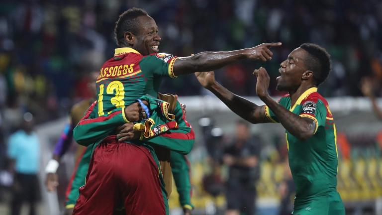 Носителят на Купата на африканските нации - Камерун започна с