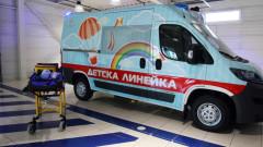 Линейка от Пирогов пътува за блъснатото дете в Сандански