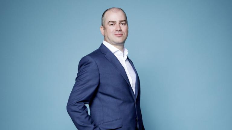 Тонислав Попов е новият главен финансов директор, член на борда