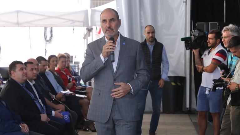 Цветан Цветанов заяви, че със сигурност ще има присъединяване на