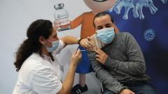 Израел не отчете странични реакции при деца, ваксинирани срещу коронавируса