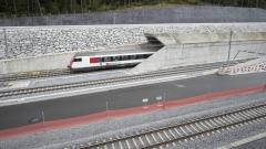 Как Швейцария построи най-дългия тунел в света в срок и без оскъпяване