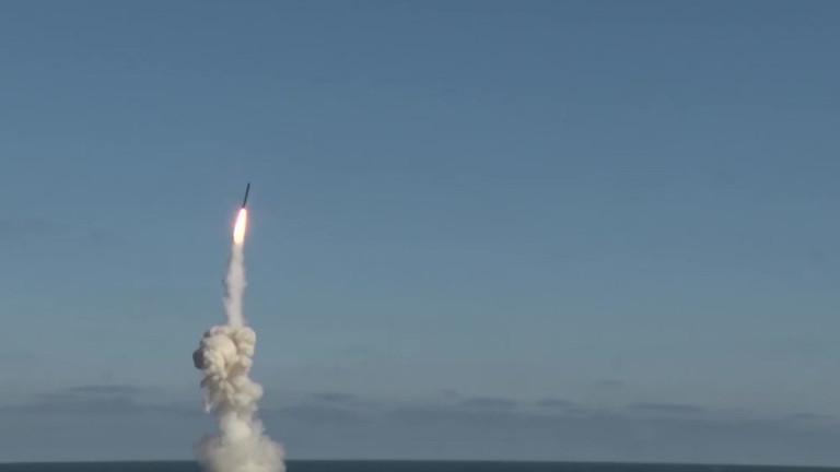 Русия проведе изпитания на хиперзвуковата ракета Циркон