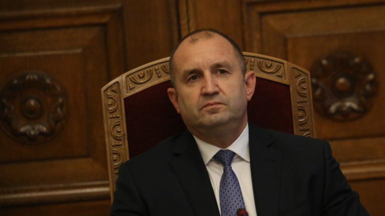 Радев посочи причините, тласнали България към материална и духовна бедност