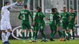 Лудогорец не успя да зарадва Разград с победа, но продължава в елиминациите на Лига Европа