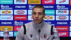 Валентин Антов получи най-висока оценка за Болоня
