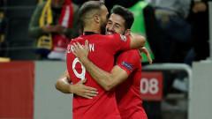 """Турция победи Албания и оглави Група """"Н"""" от квалификациите за Евро 2020"""