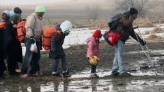 100 хил. мигранти преминали през Сърбия през 2016 г.
