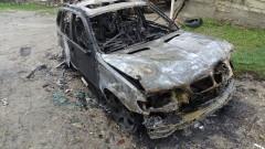 В Бургас запалиха 4 коли, собственост на 1 човек